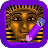 Learn How to Draw Egypt icon