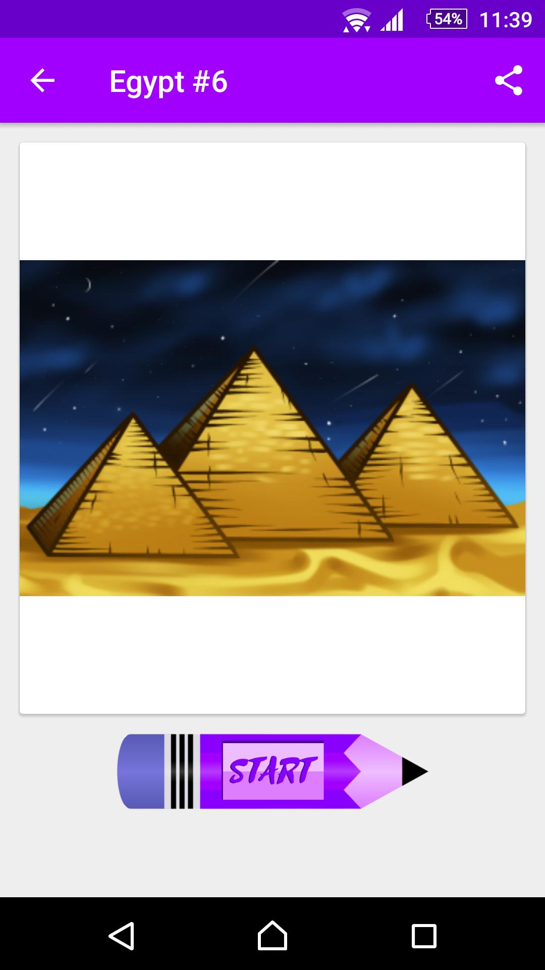 Learn How to Draw Egypt poster