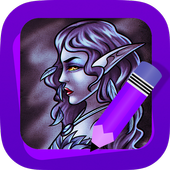 Learn How to Draw Elves icon