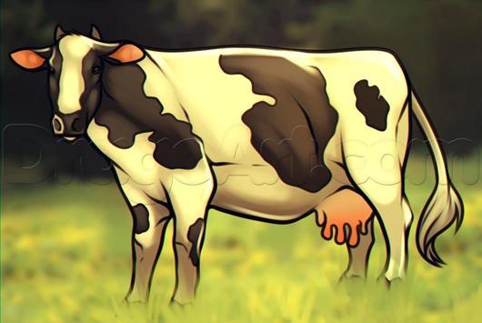Learn How to Draw Farm Animals screenshot 2
