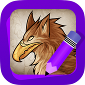 Learn How to Draw Gryphons icon