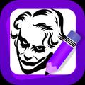 Learn How to Draw Joker