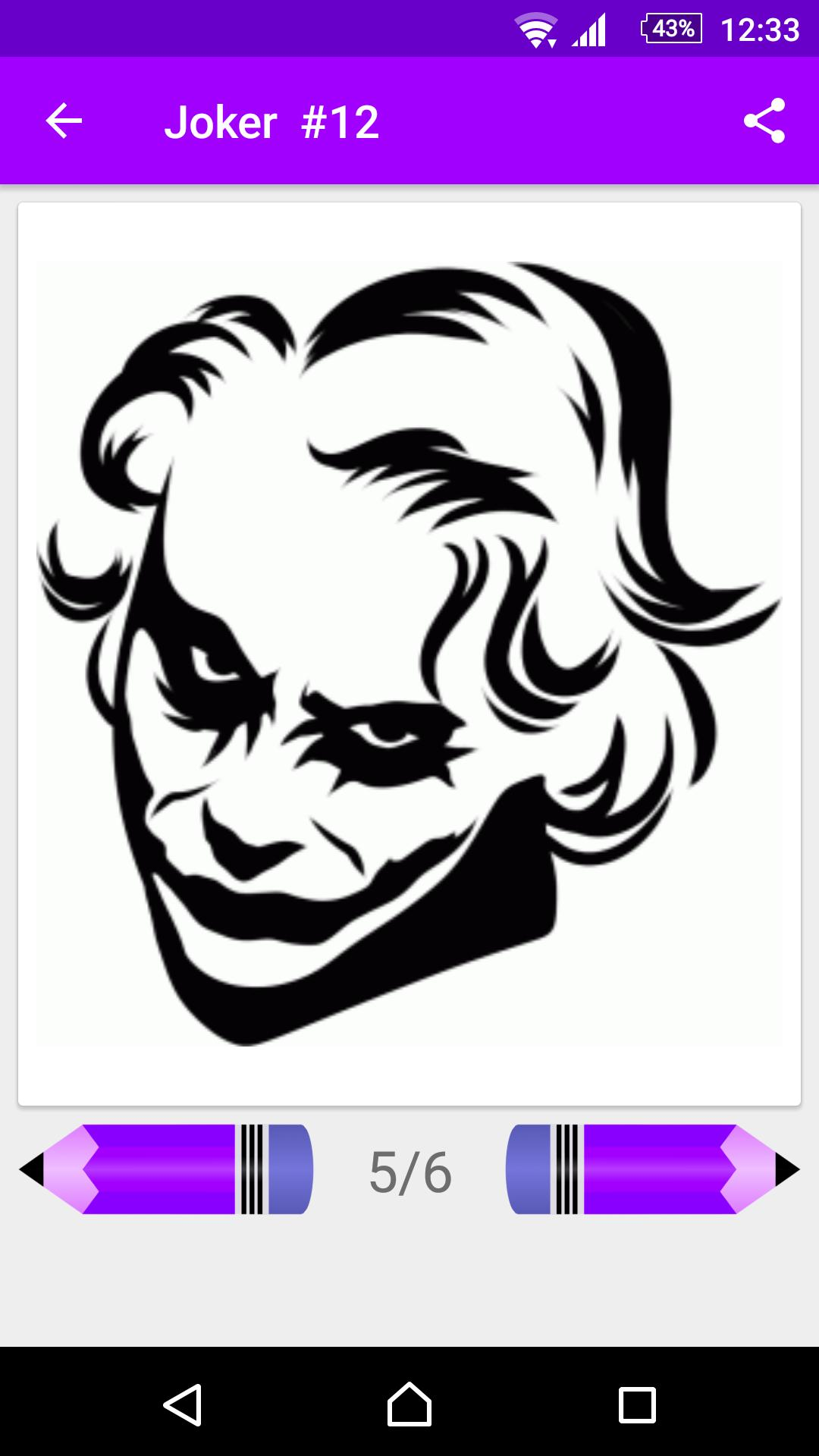 Learn How To Draw Joker For Android Apk Download