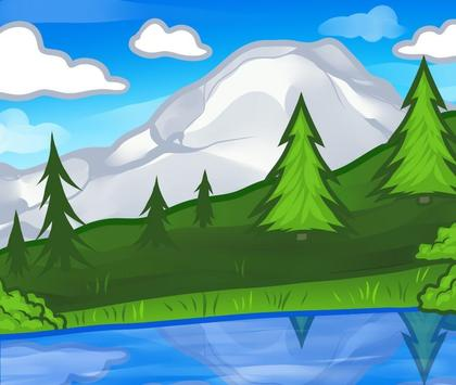 Learn How to Draw Landscapes screenshot 1