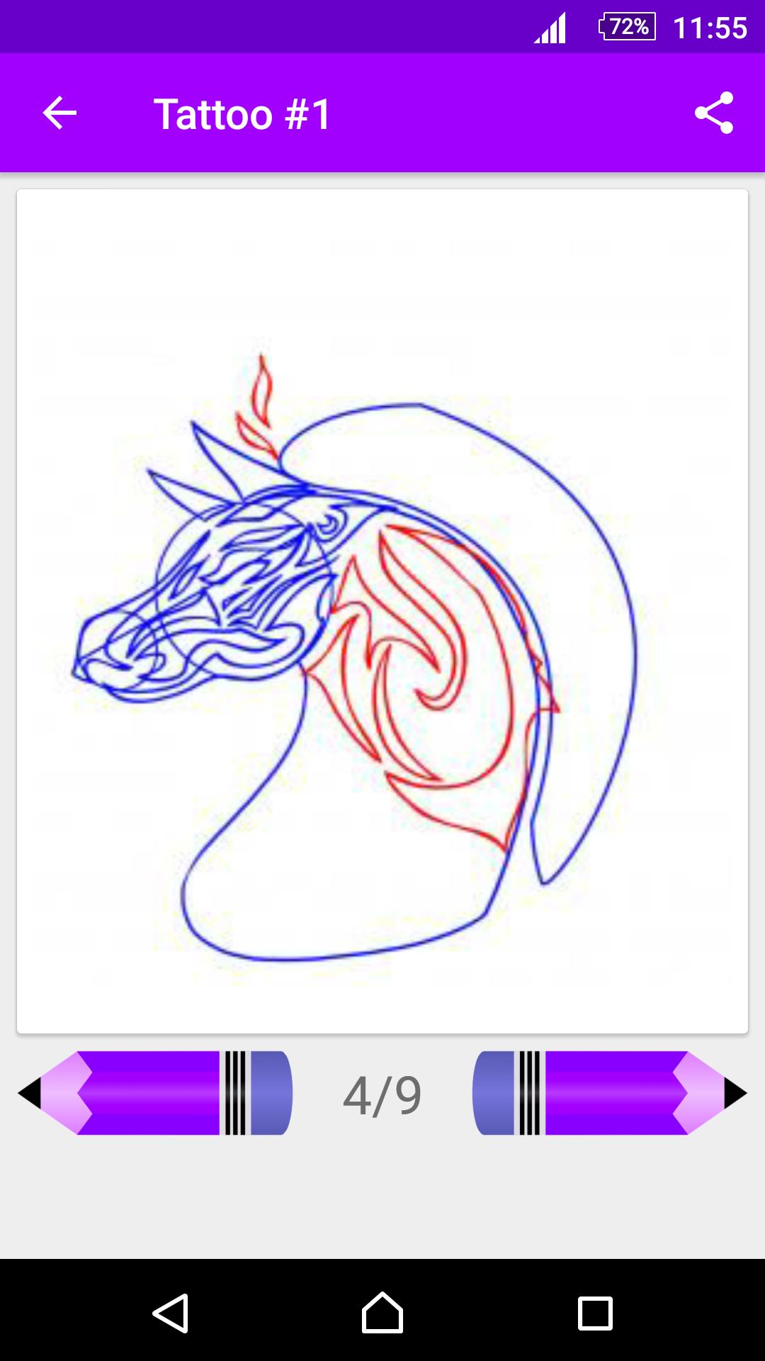 Learn How to Draw Tribal Tattoos poster