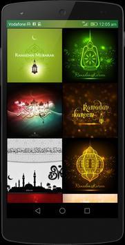Ramadan Wallpapers & SMS 2017 poster