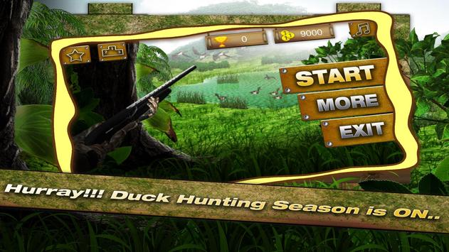 Duck Hunting 3D poster