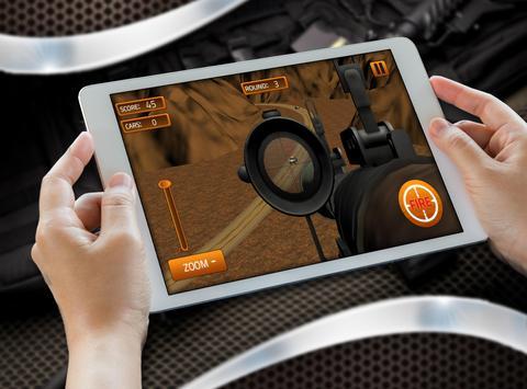 Real Gun Shot App apk screenshot