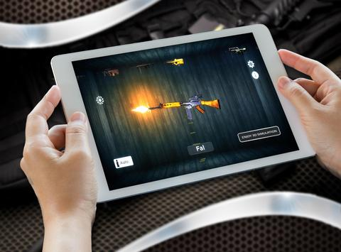 Real Gun Shot App screenshot 17