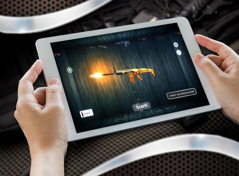 Real Gun Shot App screenshot 12