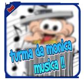 ALL TURMA DA MONICA MUSICA icon