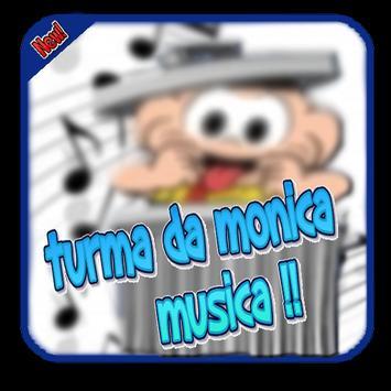 ALL TURMA DA MONICA MUSICA poster