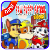 PAW PUPPY PATROL VIDEO COLLETION icon