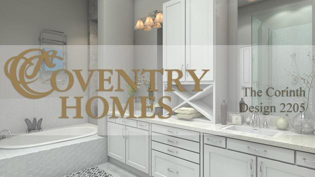Coventry Homes VR poster