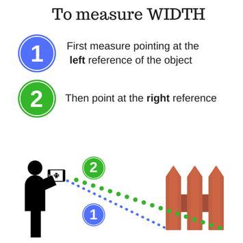 Measure ruler apk screenshot