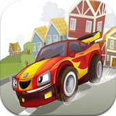Cool Car Games For Kids icon