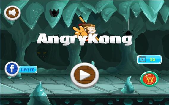 Angry Kong poster