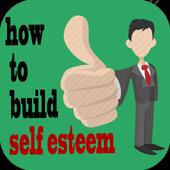 How to build your self esteem icon