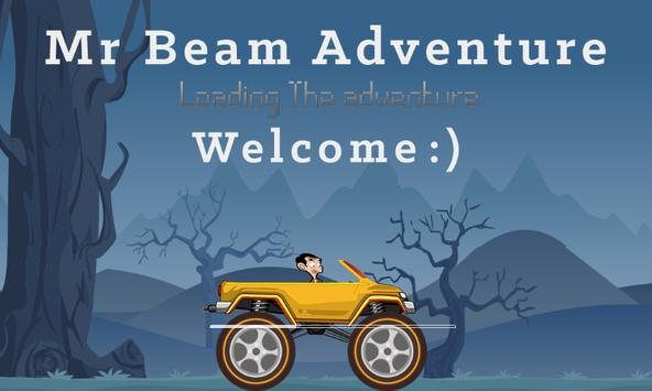 Mr Beam Adventure poster
