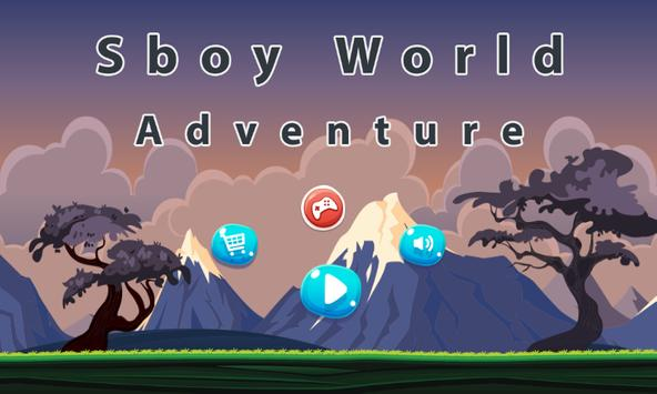 Sboy World Adventure poster
