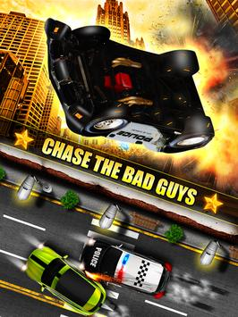 Free Cops Police Traffic Racer poster