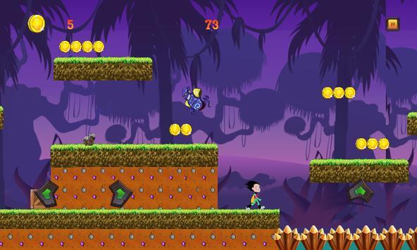 Titans Adventure Run imagem de tela 4