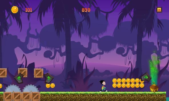 Titans Adventure Run imagem de tela 5
