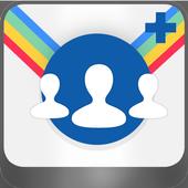 InstaFollow icon