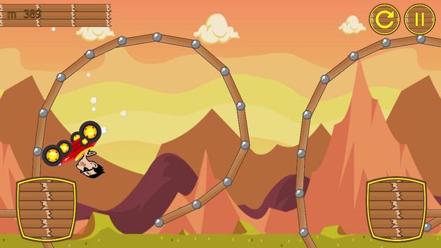 Mr Pean In The Mountain apk screenshot