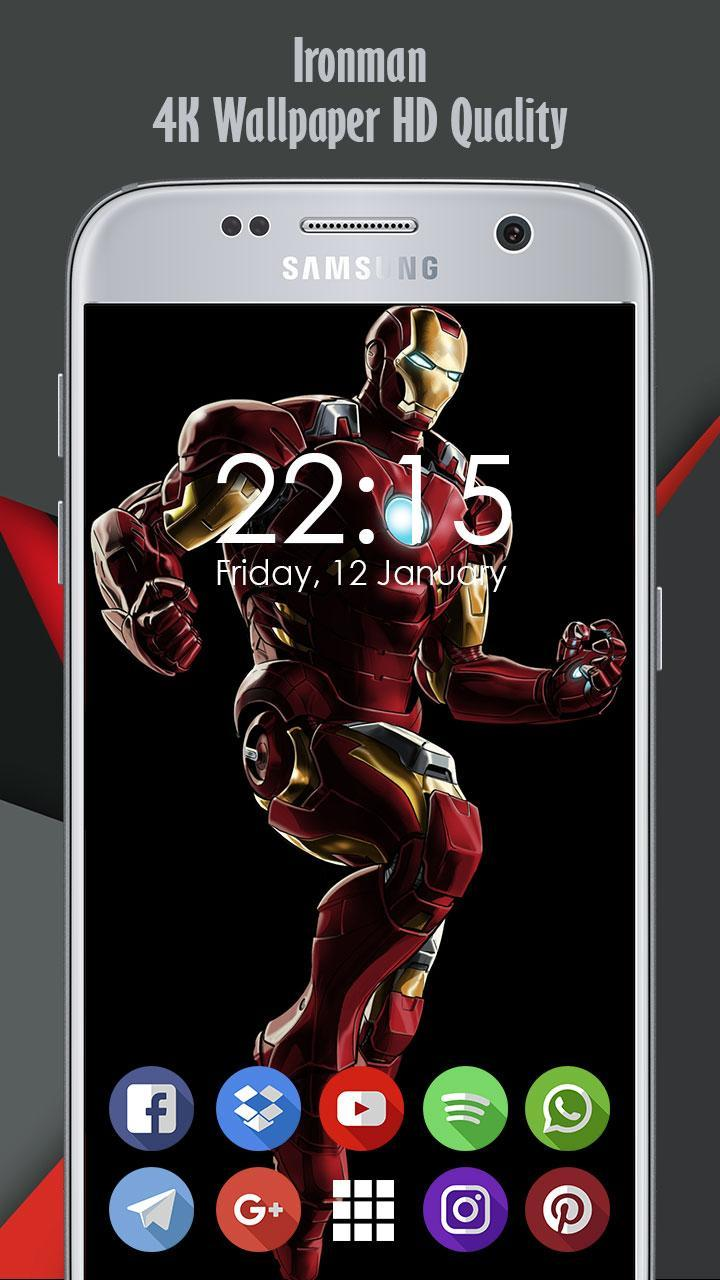4k Iron Background And Wallpaper Ultra Hd For Android Apk
