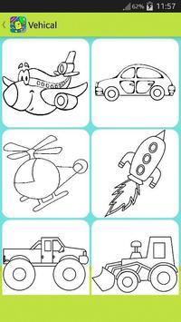 Painting : Activities for kids screenshot 5