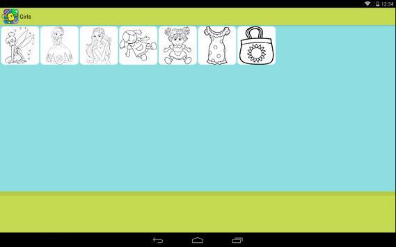 Painting : Activities for kids screenshot 11