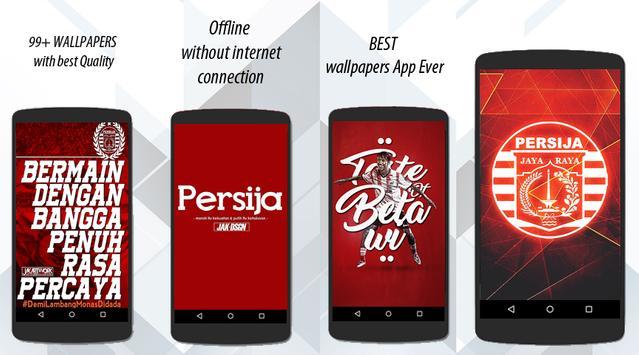 Fans App Persija offline poster