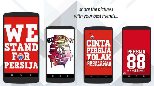 Fans App Persija offline apk screenshot