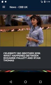 Celebrity Big Brother UK (CBB) - News, Tour... screenshot 3