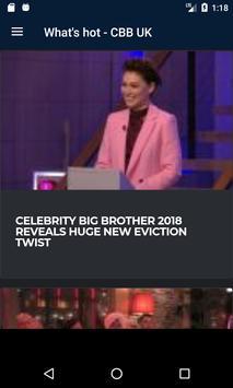 Celebrity Big Brother UK (CBB) - News, Tour... screenshot 1