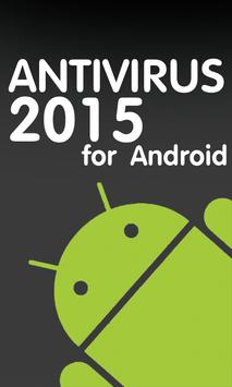 AntiVirus2015 For Android poster