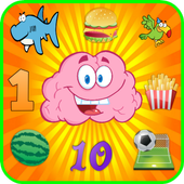 Memory match game icon