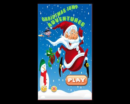 Santa Jump Adventures apk screenshot