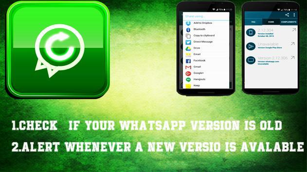📞 Update For Whastapp poster