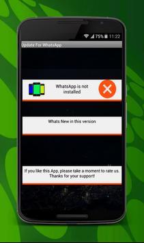 📞 Update For Whastapp screenshot 1