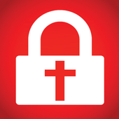Bible Security App icon