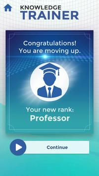 Knowledge Trainer: Trivia screenshot 5