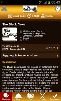 The Black Crow poster