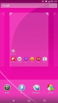 Candy Pink Theme screenshot 5