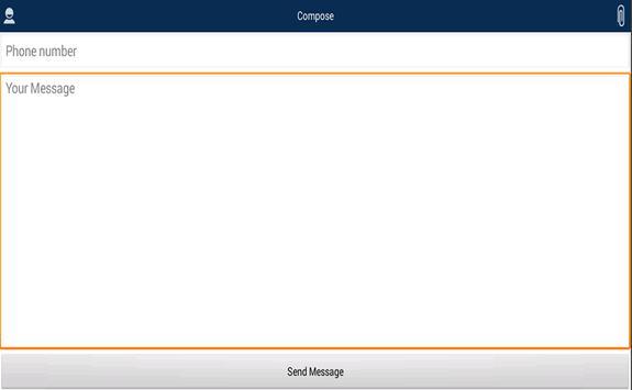 Campus Guide SMS apk screenshot