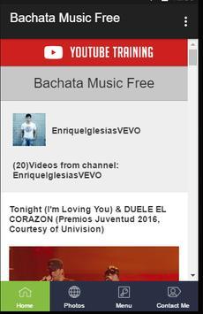 Bachata Music Free poster