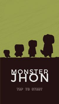 Monster Jhon poster