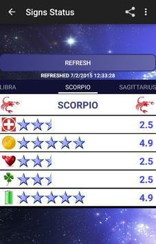 Social Horoscope poster