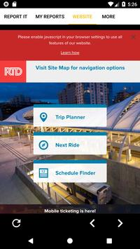 RTD Transit Watch - Version 2 for Android - APK Download